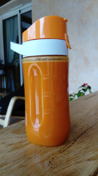 jus carottes fenouil