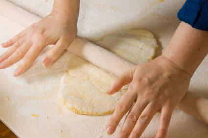 Gluten dans les pâtes à tarte