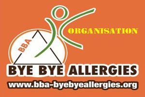 Logo Bye bye allergies
